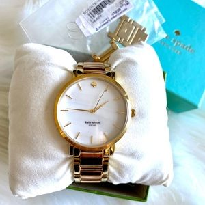 Gold Pearl Kate Spade Watch